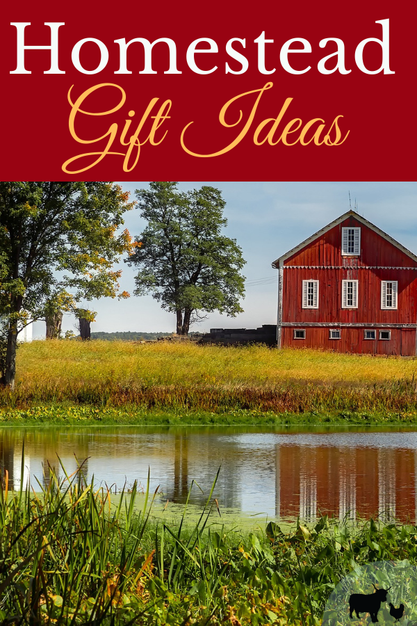 65 gift ideas for homesteaders for birthdays and christmas git giving. Use this gift guide to find the perfect gift for the homesteader in your life!