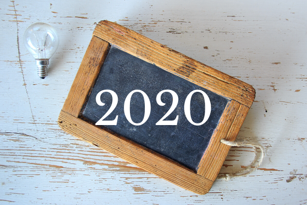 Our 2020 Annual Homestead Goal Plan and how to plan for a productive year ahead with tips for time management, routines, planners and more.