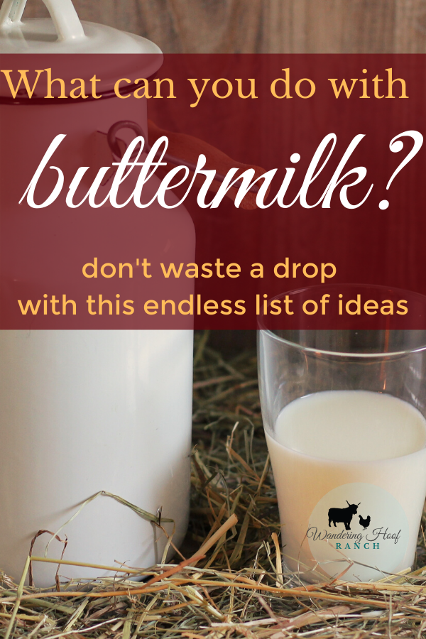 What can you do with buttermilk pin image