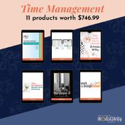 time management 11 products with 748