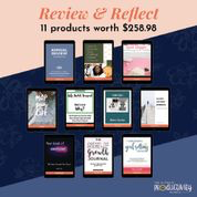 review and reflect 11 products worth 259