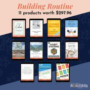 building routines 11 products worth 297