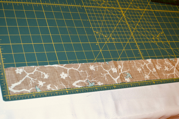 MEASURE FABRIC
