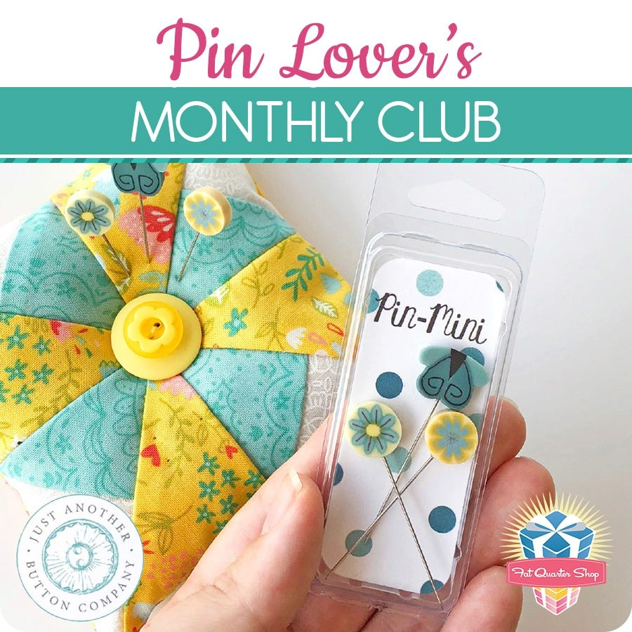 pin lovers monthly club