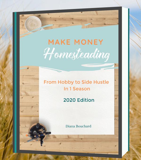 Make Money Homesteading Ebook