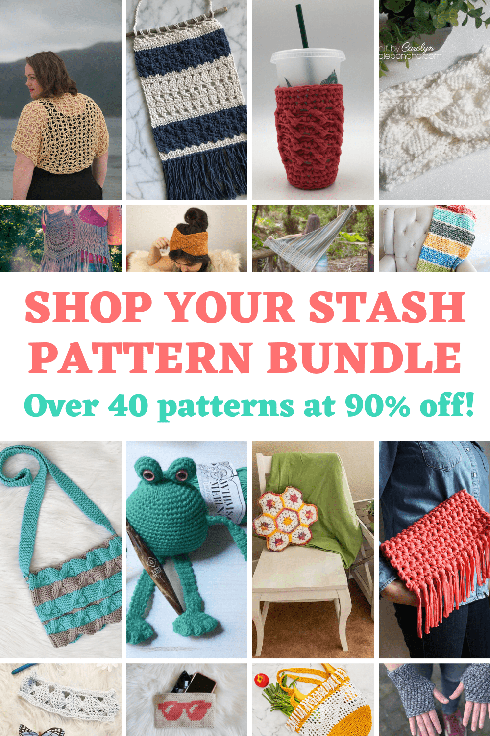 SHOP YOUR STASH PATTERN BUNDLE