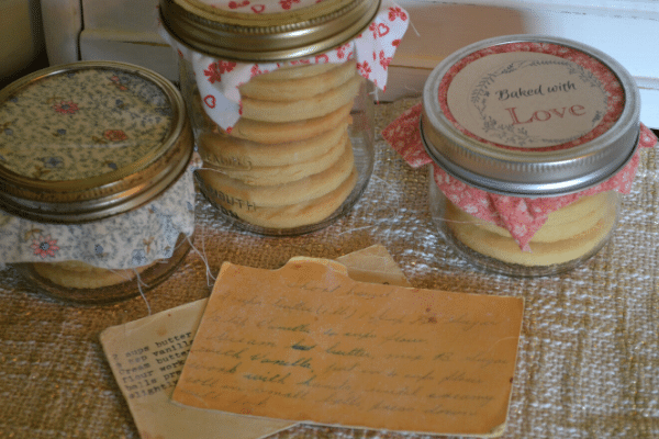 short bread cookie recipe