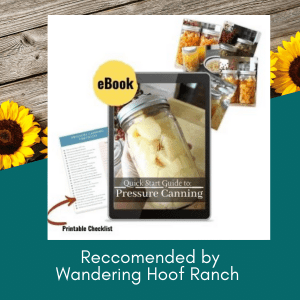 Pressure Canning eBook