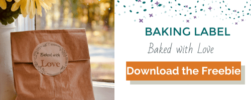 baked with love label opt in box