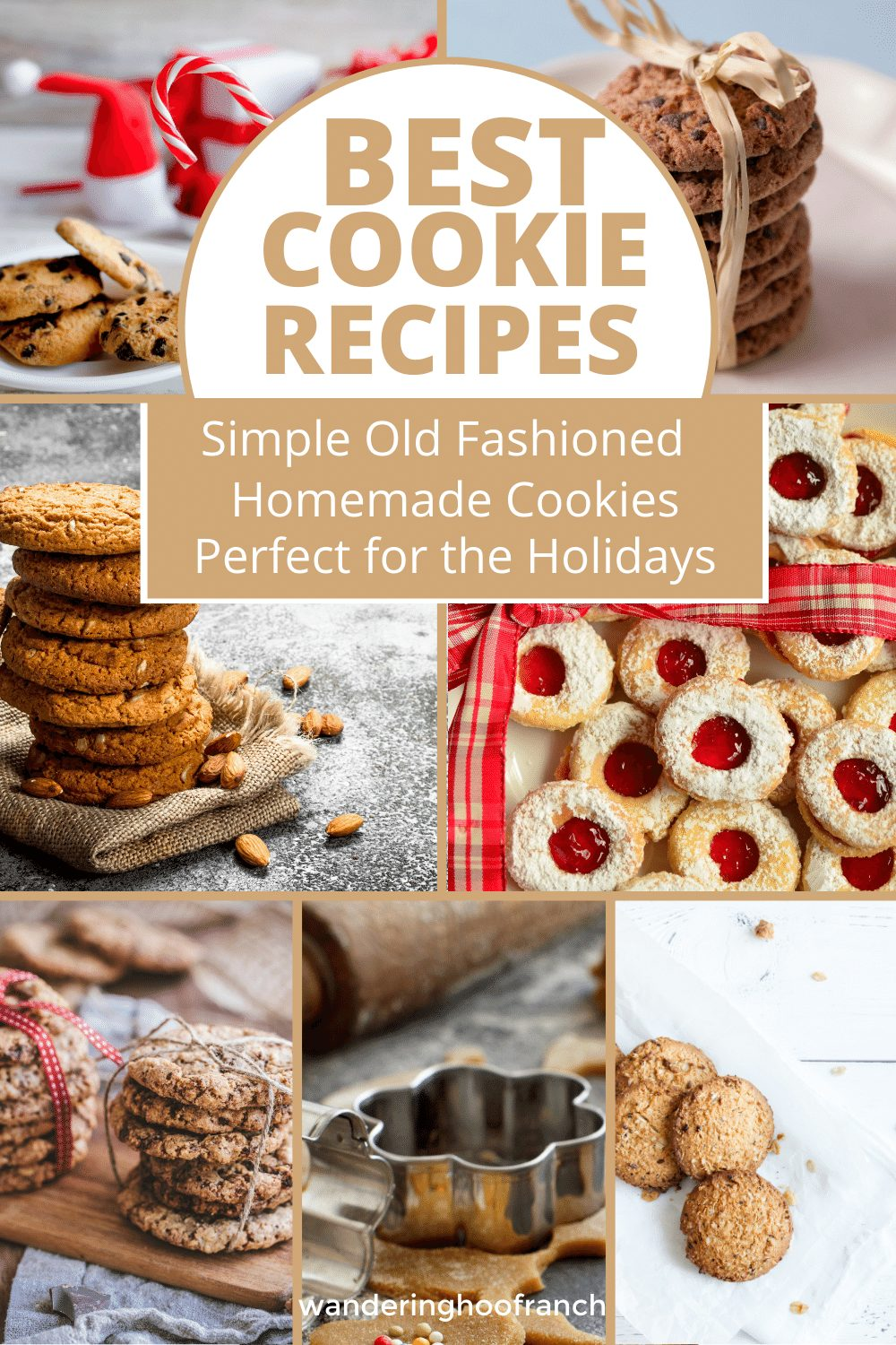best cookie recipes for simple old fashioned homemade cookies perfect for the holidays